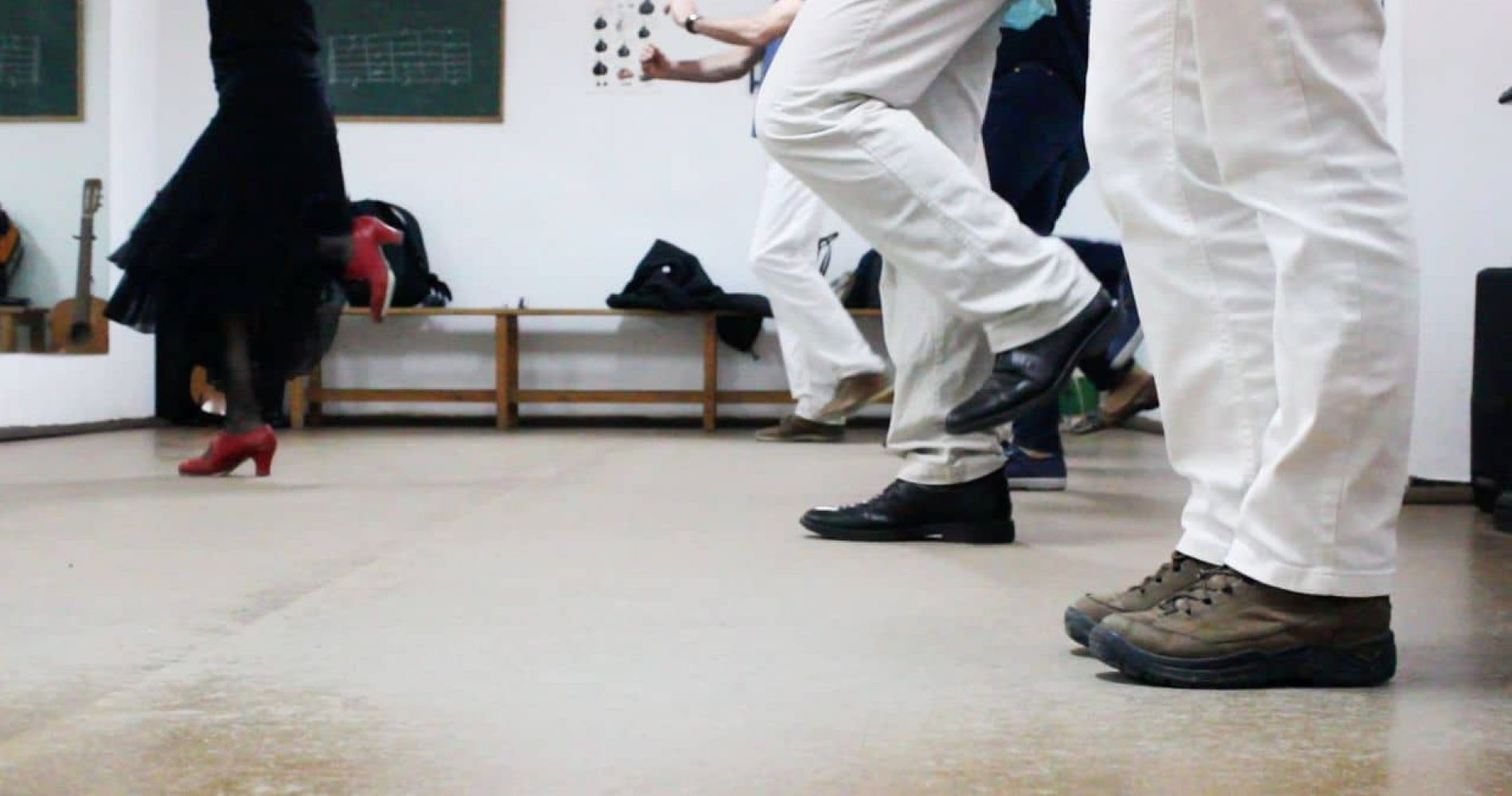Flamenco Dance Workshop in Seville for Two