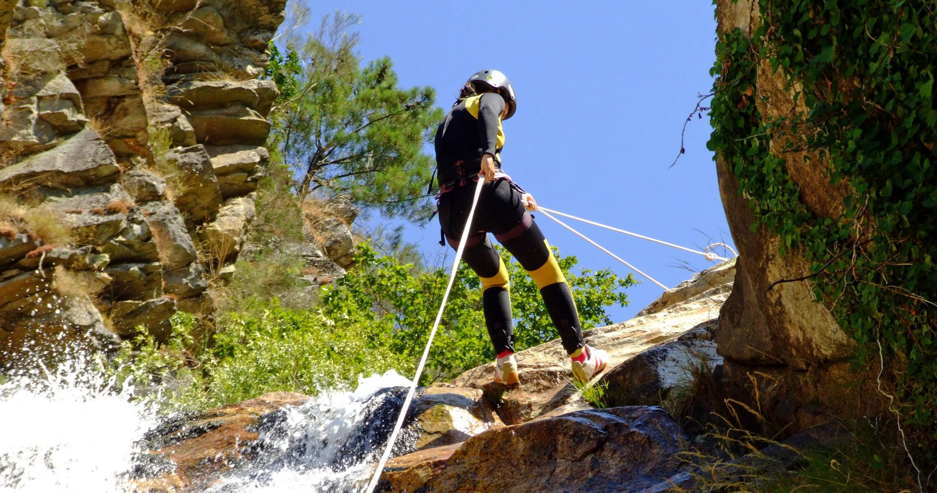 Canyoning Beginners Madeira Tinggly Experience Gifts
