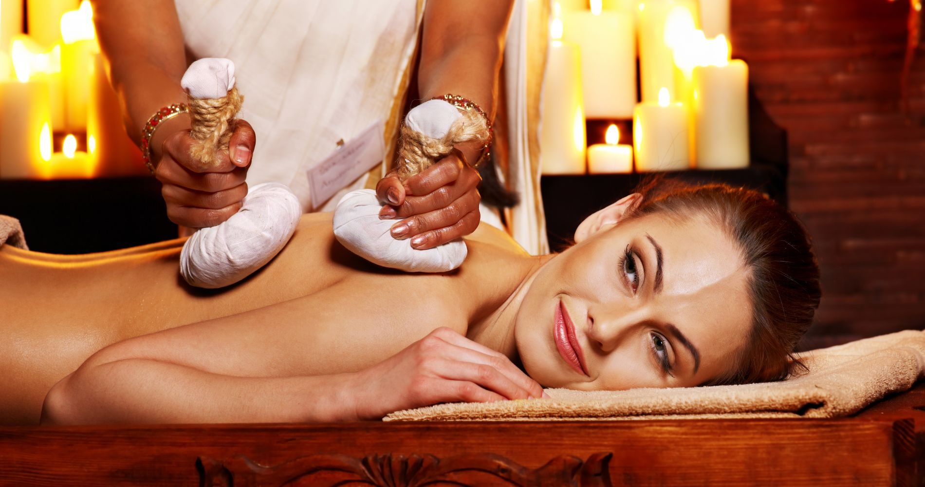 Ayurvedic Massage India Tinggly Experience Gifts