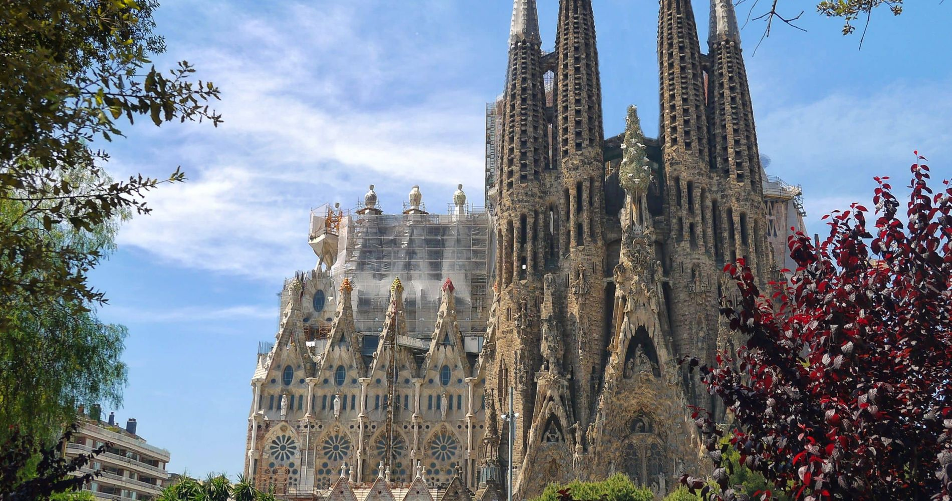 La Sagrada Familia Guided Experience in Spain for Two