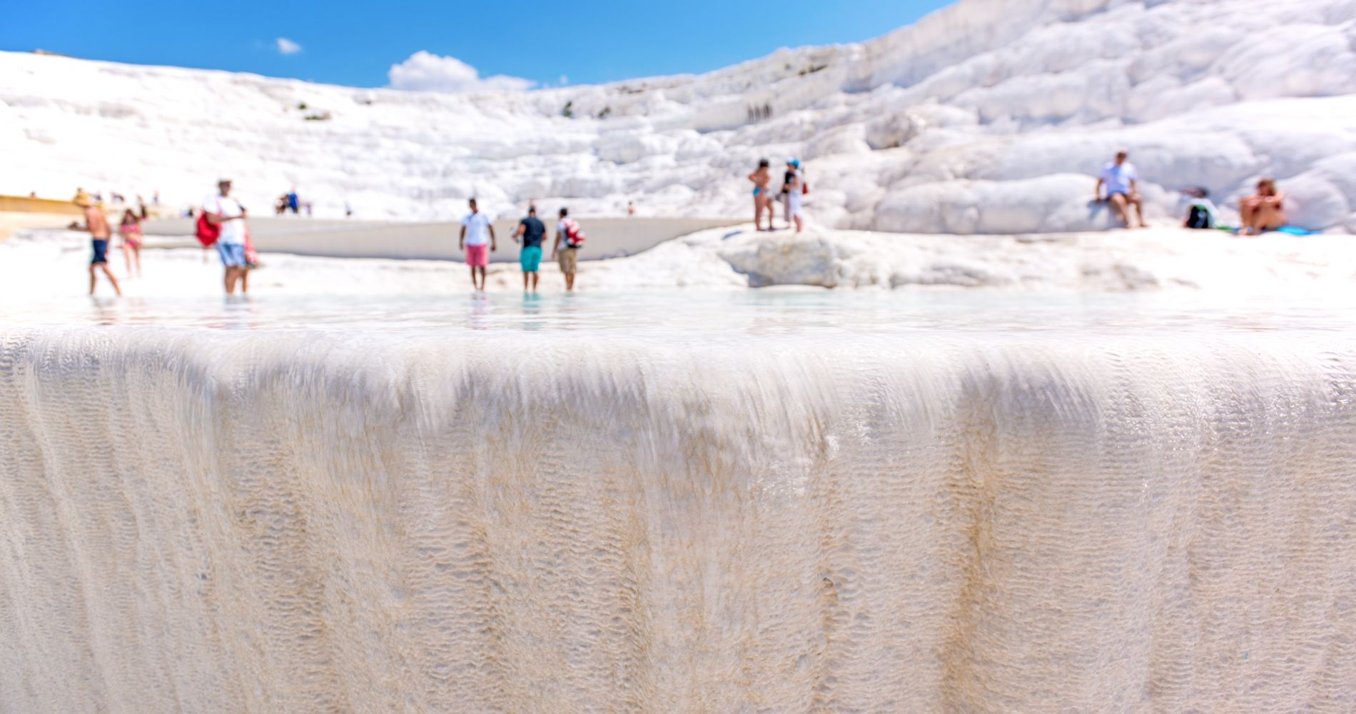 2-Day Trip Pamukkale Turkey Tinggly Experience Gifts