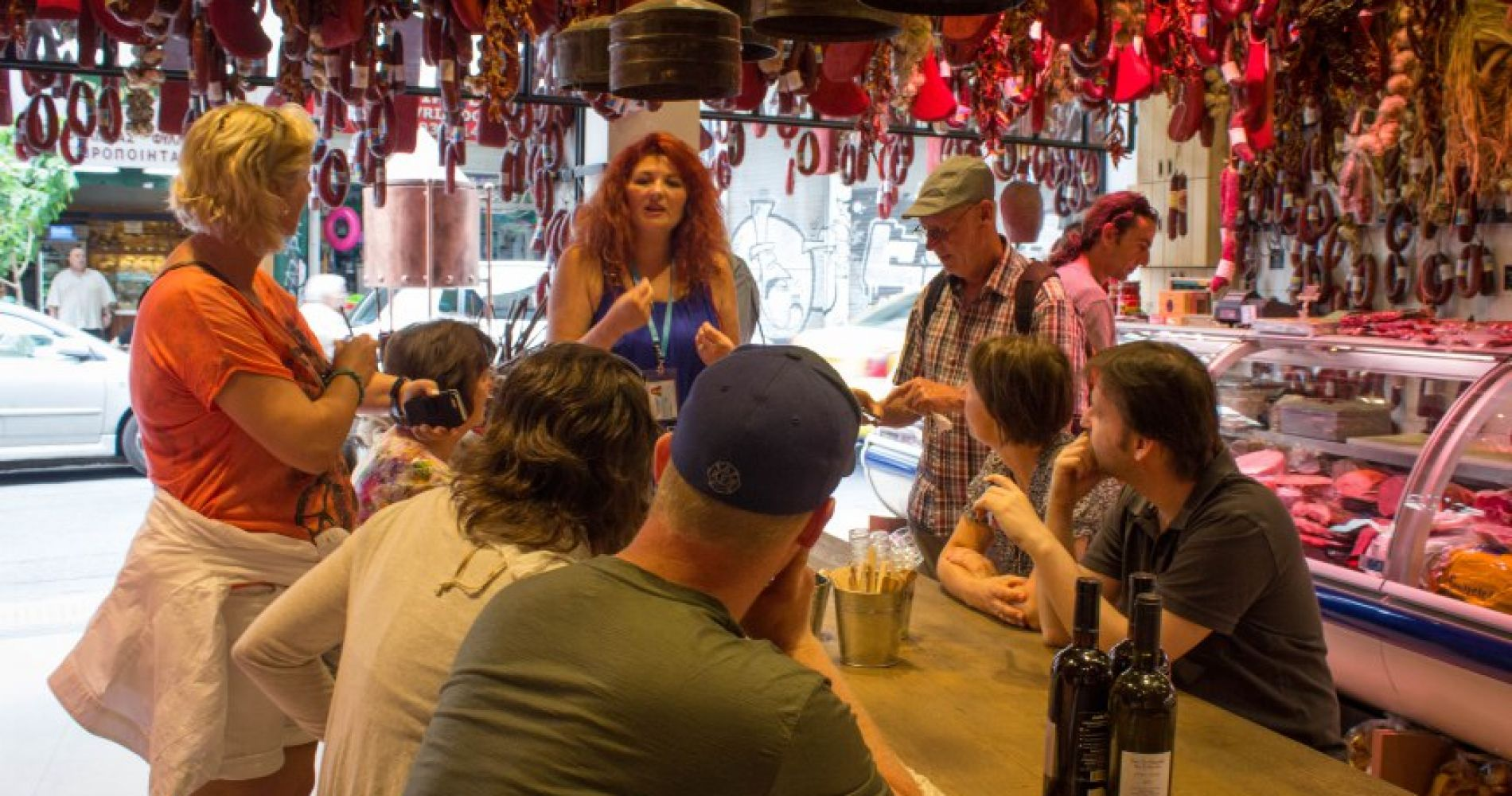 Food Tour Experience Gift Tinggly Athens Greece