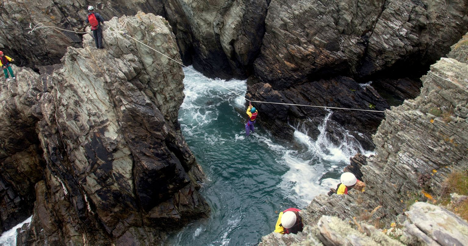 Coasteering Irelan Tinggly Experience Gifts