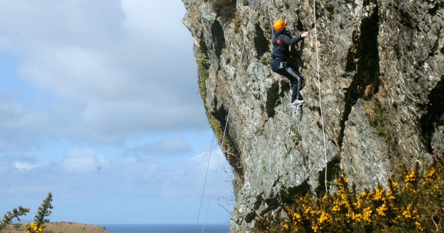 Rock-Climbing Ireland Tinggly Experience Gifts