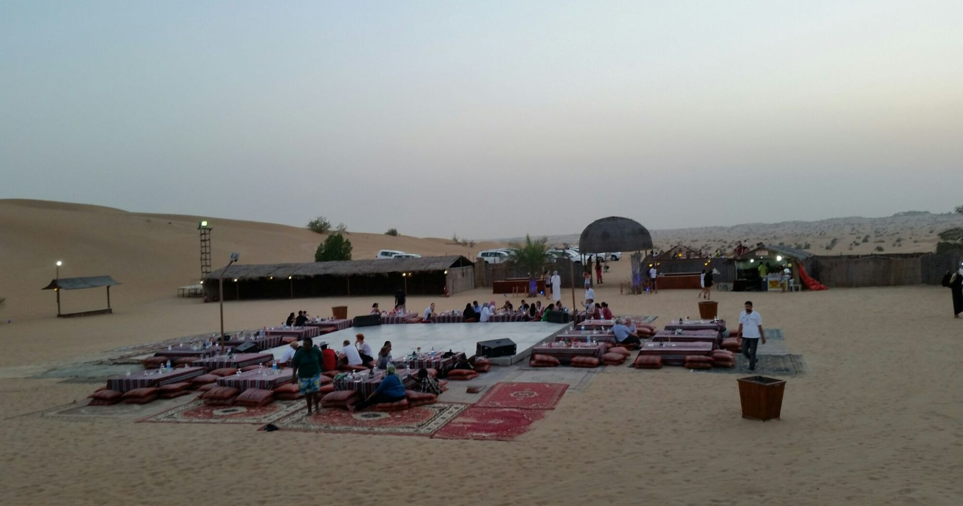 Desert Safari Adventure Barbecue Dinner Dubai Safari Tinggly Experience Gift