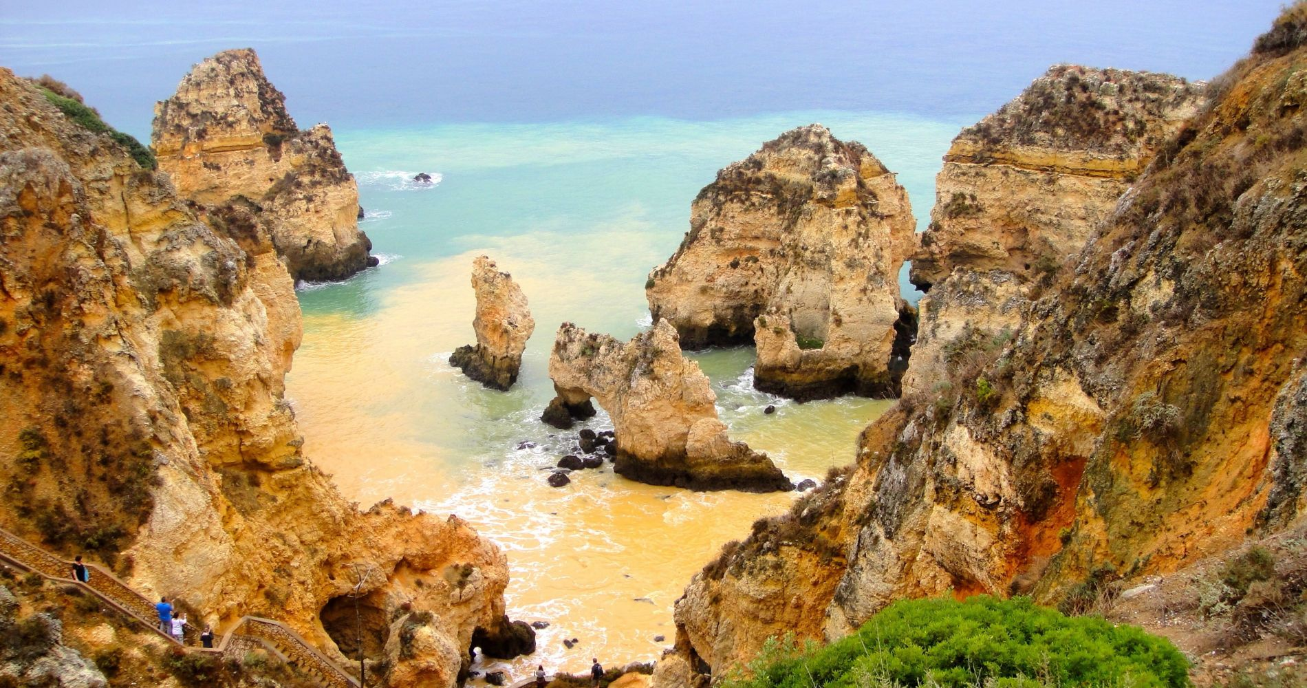 Exciting coasteering in Portugal for Two