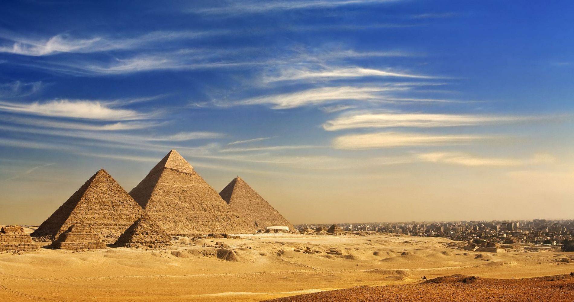 Giza Pyramids, Sphinx and Sakkara Experience in Egypt for Two