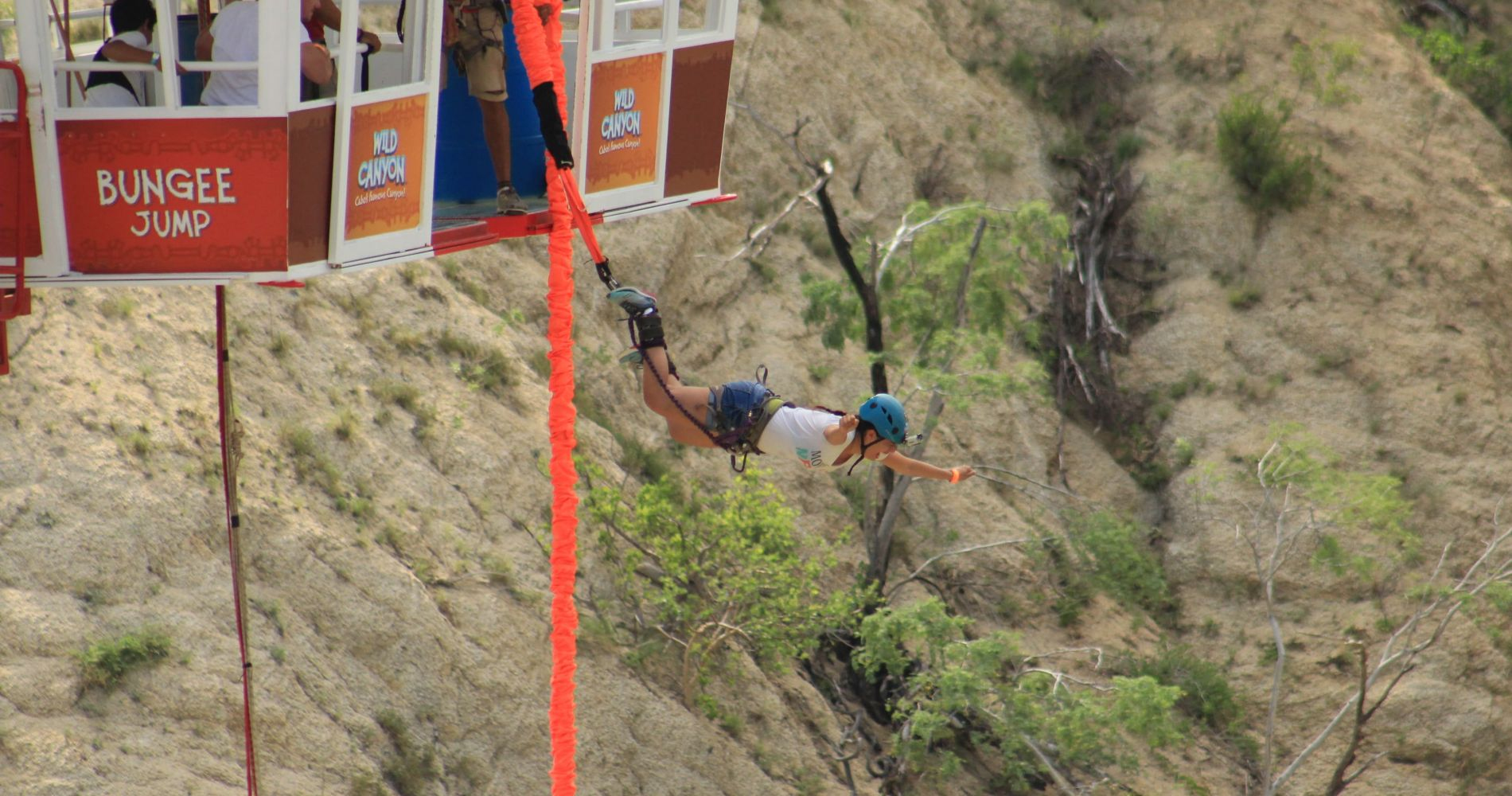 Half Day Canyon Jump from Glass Floor Gondola in Mexico for Two
