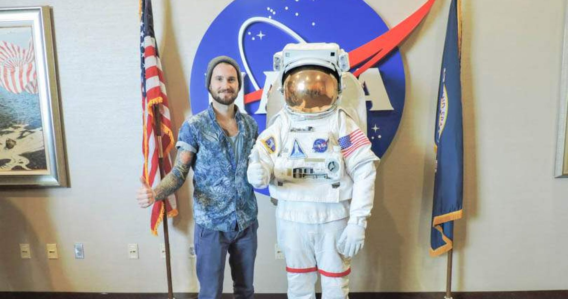 Dine With an Astronaut Florida Tinggly Experience Gifts