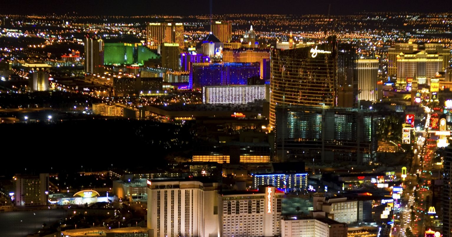 Las Vegas Strip Helicopter Flight Tinggly Experience Gifts