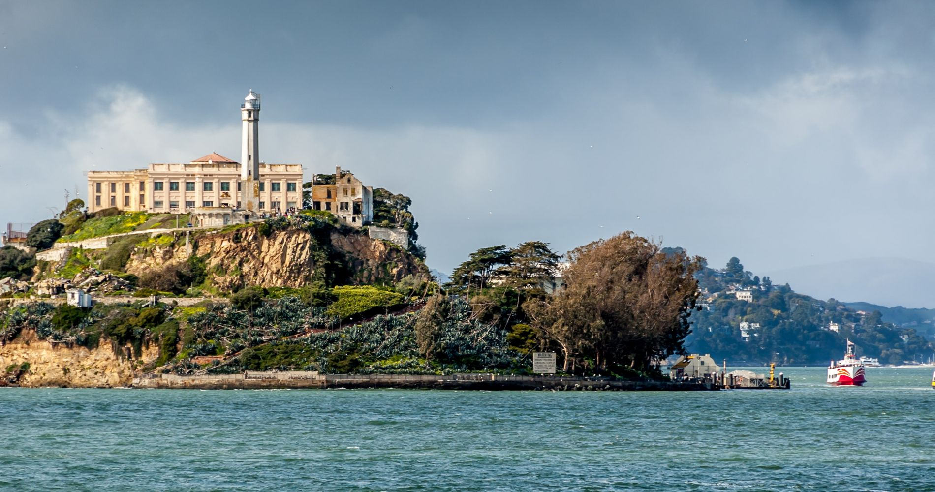 San Francisco and Alcatraz Experience in California for Two