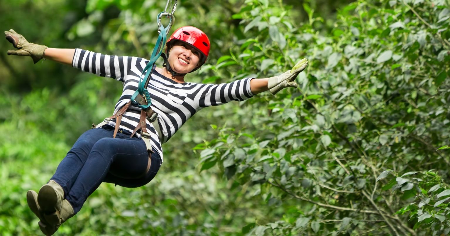 Rocky Mountain Zipline Adventure Denver Tinggly Experience Gifts