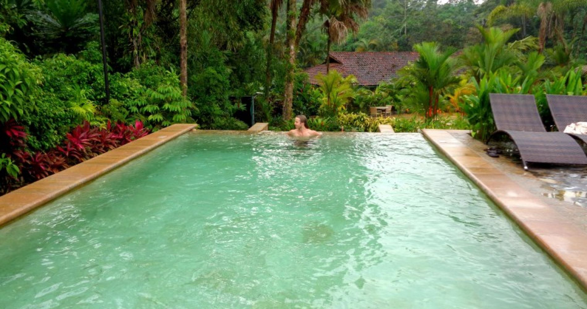 Costa Rica Thermal Spa Outside Tinggly Experience Gift