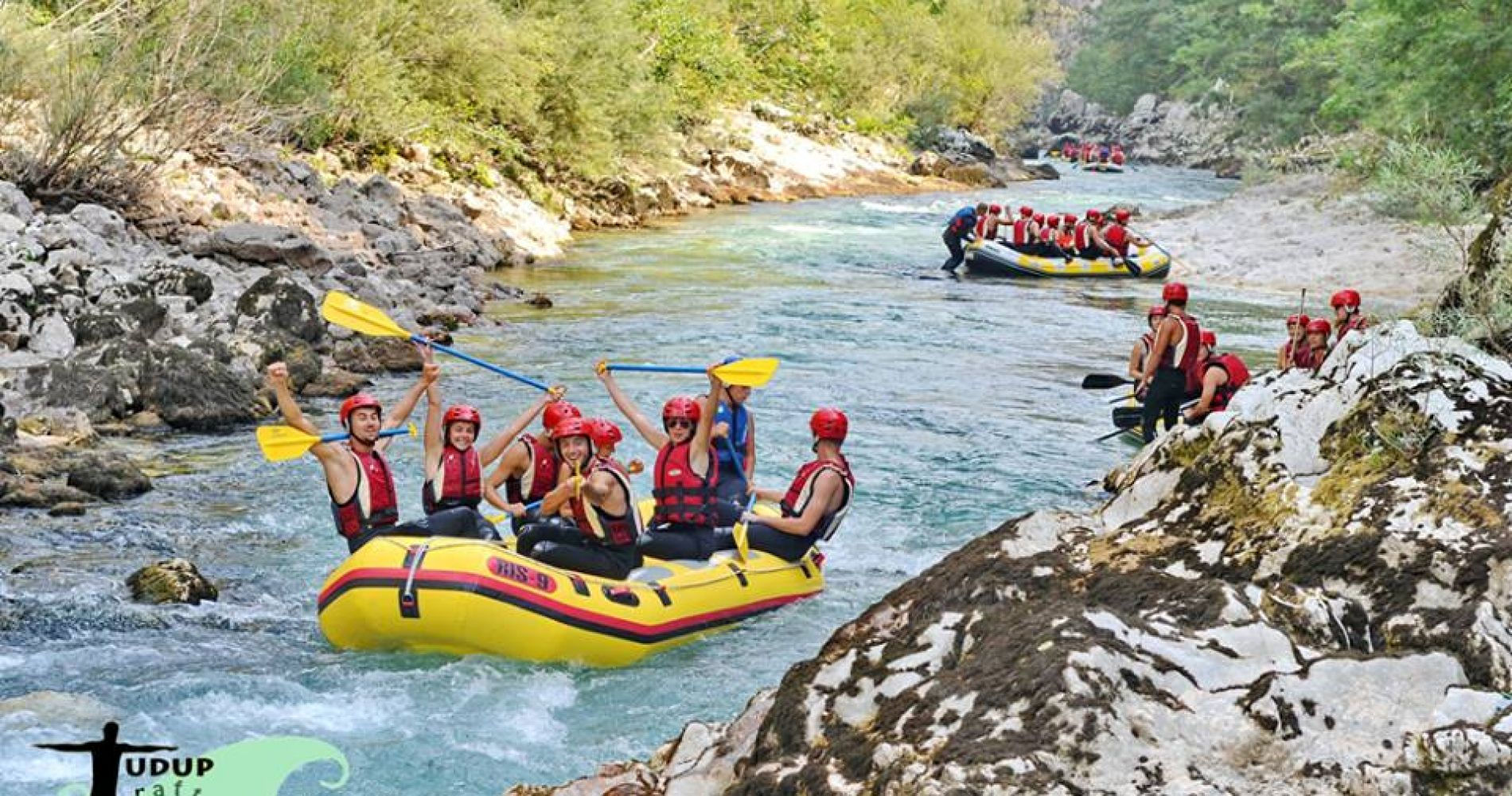 Rafting River Neretva Tinggly Experience Gifts