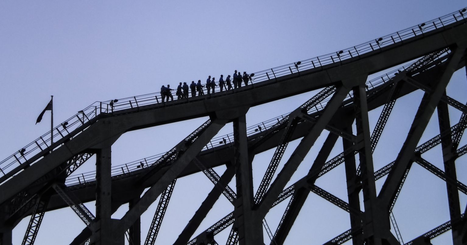 Adventurous Brisbane Story Bridge Climb Tinggly Experience Gifts