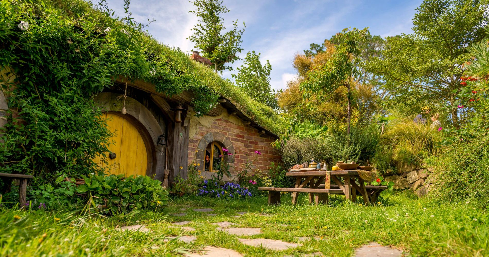 The Hobbit Movie Set Experience for Two from Matamata
