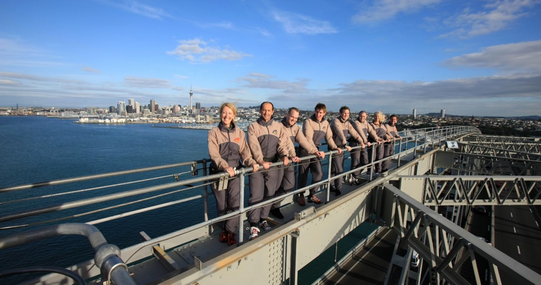 Magnificent Auckland Bridge Climb Tinggly Experience Gifts