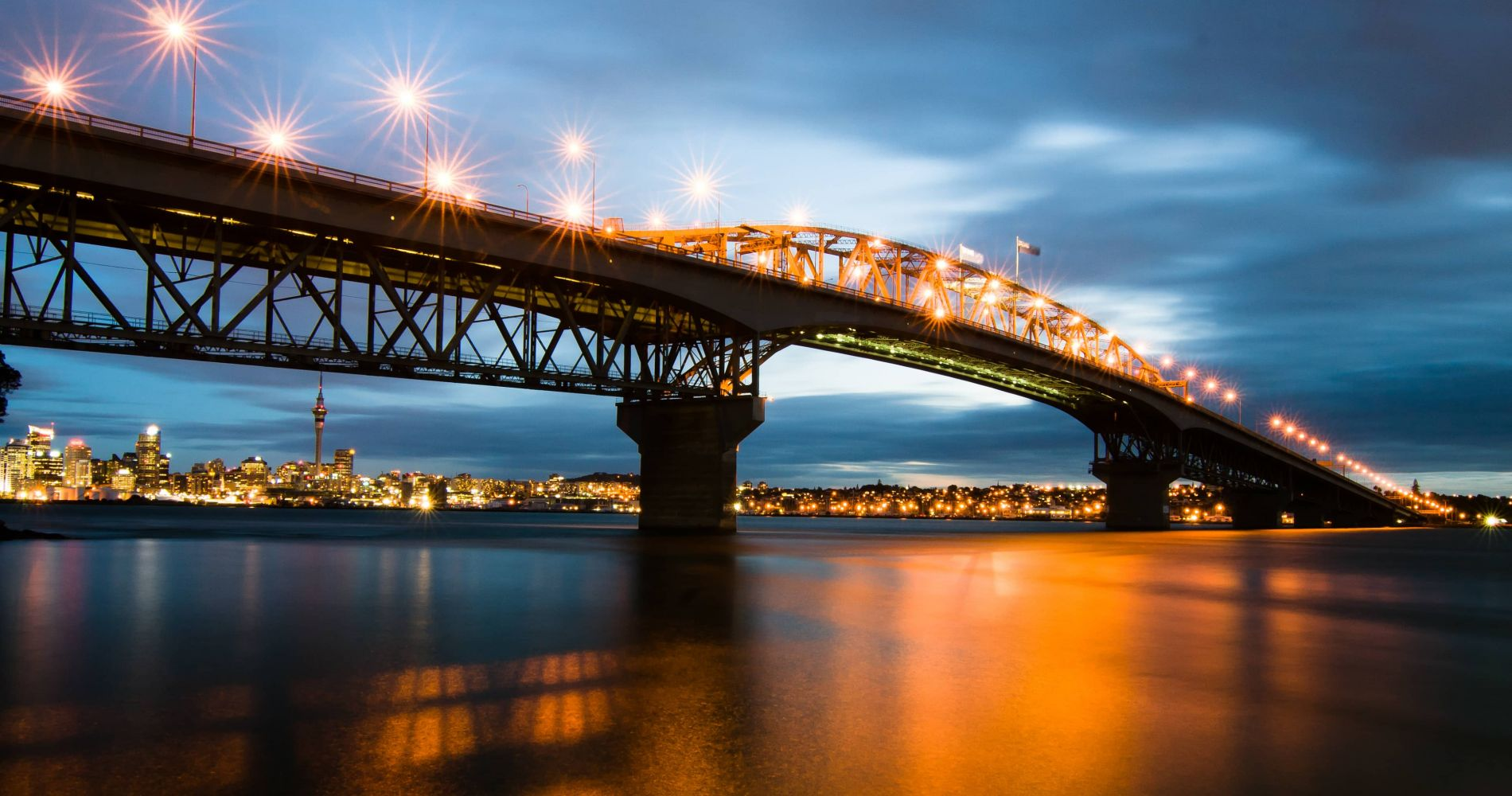 The Magnificent Auckland Bridge Climb for Two