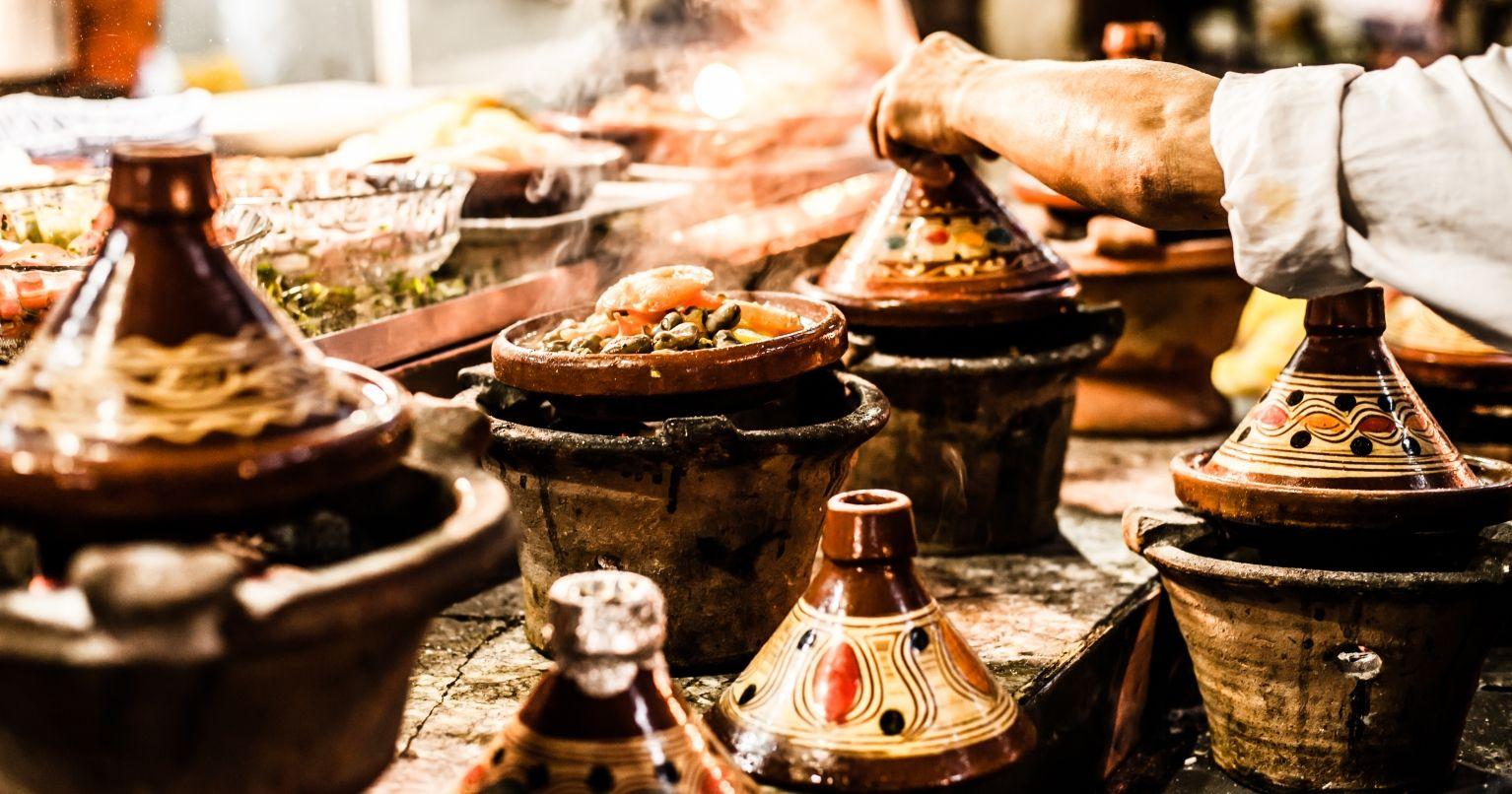 Tagine Cooking Class With Local Marrakec Tinggly Experience Gifts