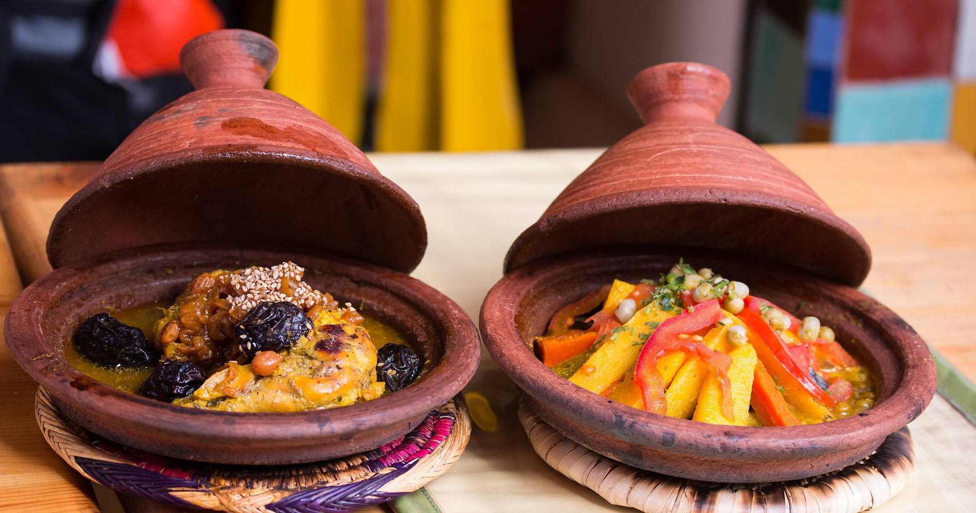 Tagine Cooking Class With a Local in Marrakech for Two