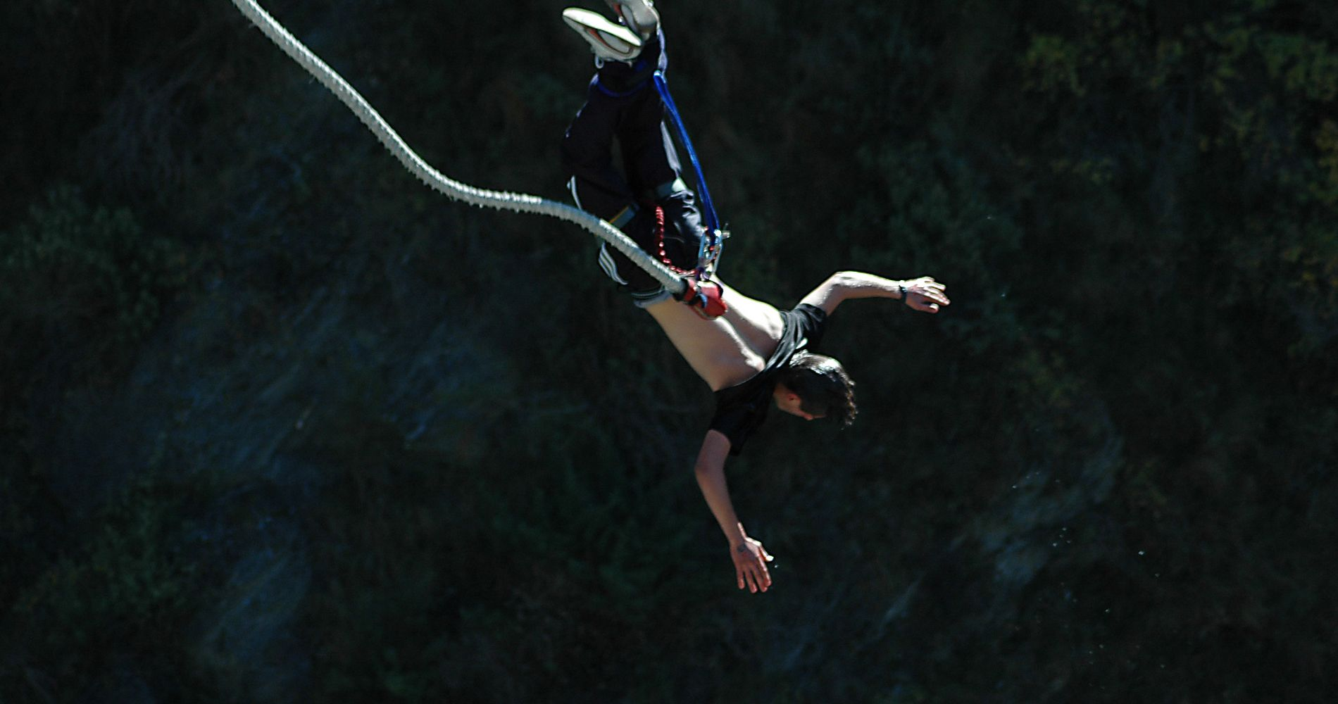 Queenstown Ledge Swing Experience for Two