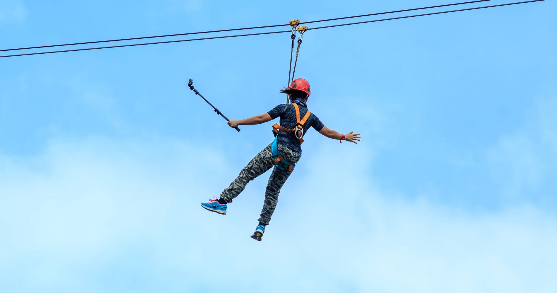 Zipline Adventure in Mexico for Two