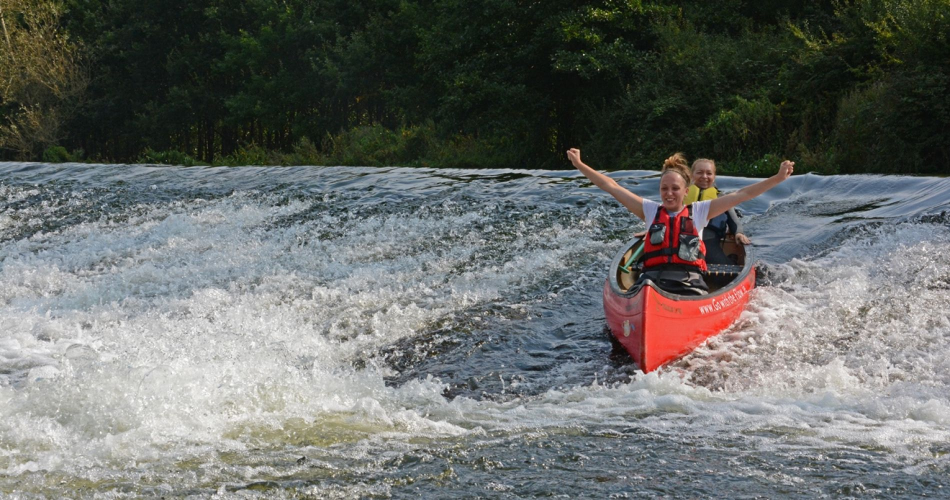 Barrow River Canoeing & Wild Camping in Ireland for Two ...