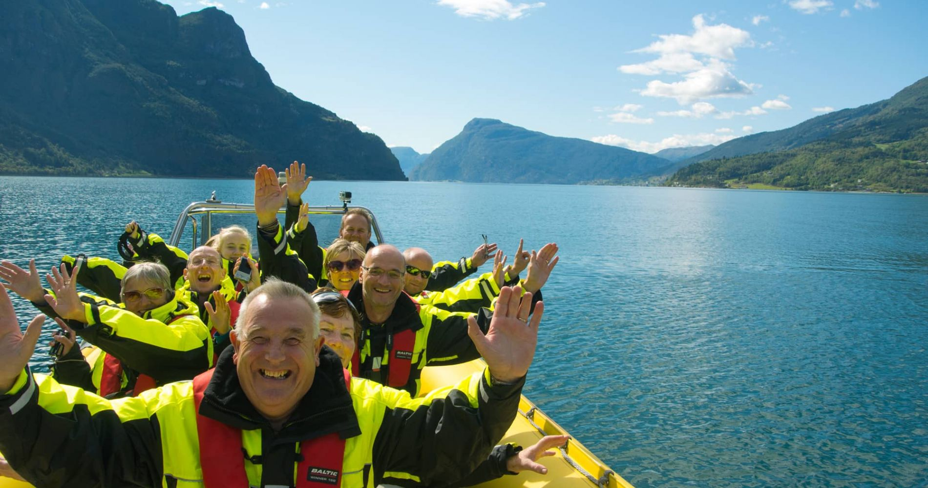 Spectacular Fjord and Waterfall Experience in Norway for Two