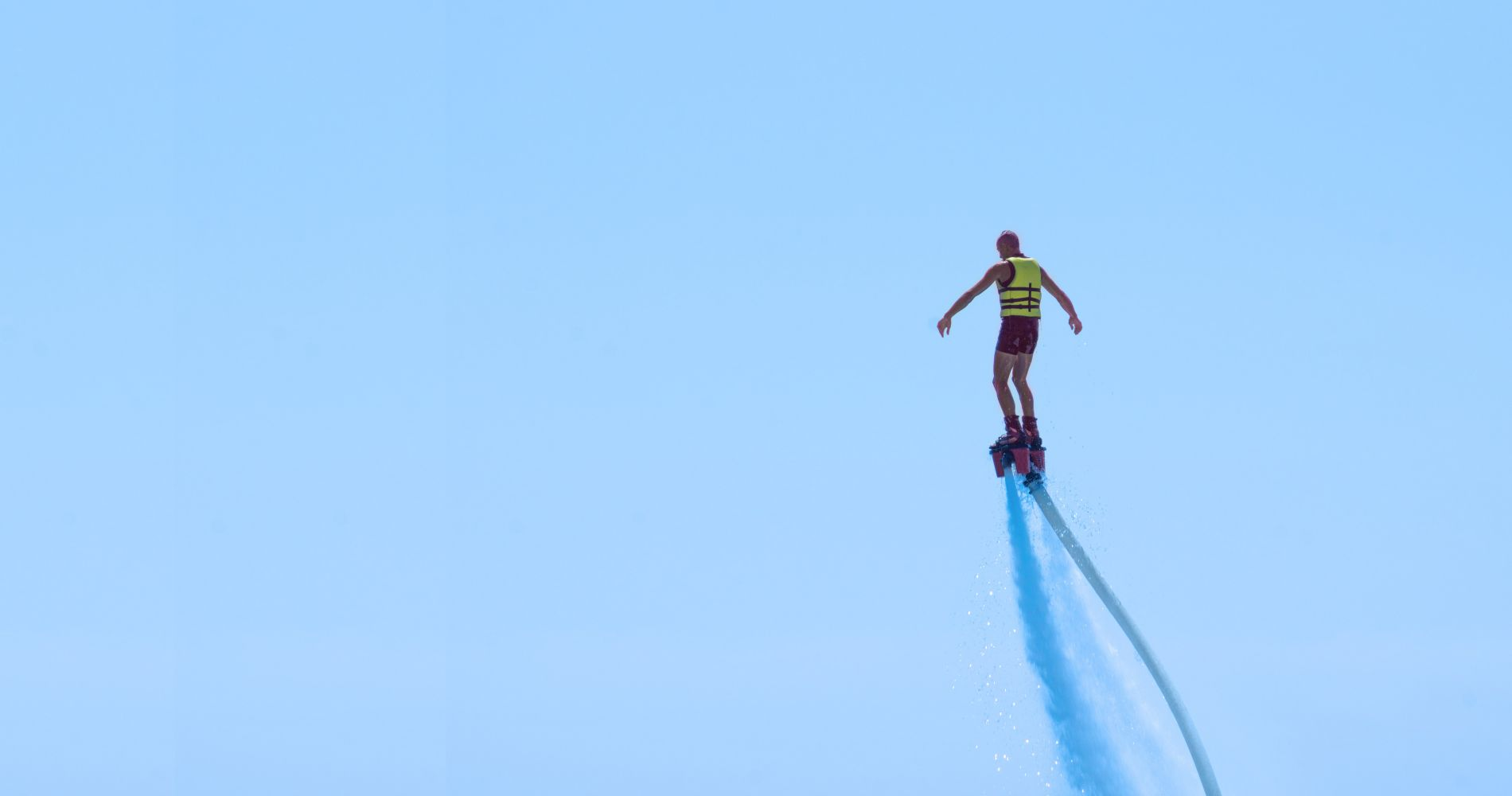 Flyboard Adventure in Mallorca for Two
