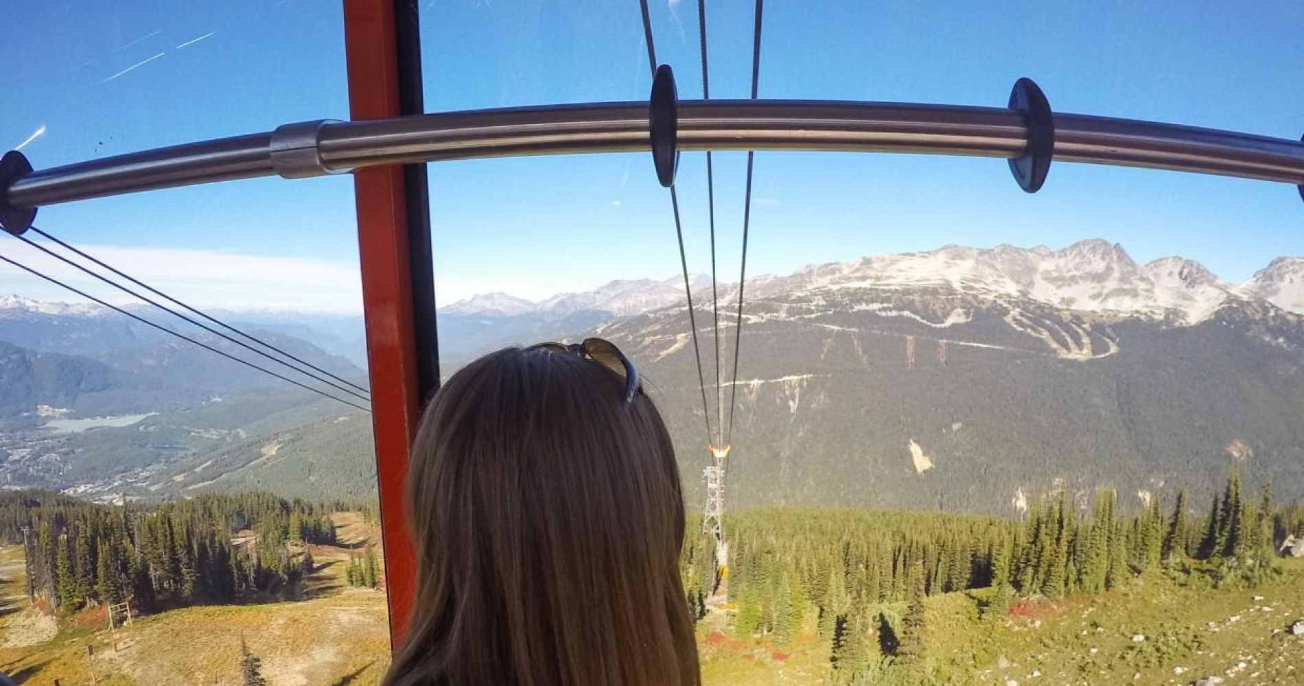 Zip Trek Line Whistler Canada Mountains Tinggly Experience Gift