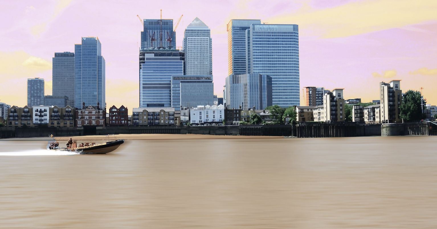 Canary Wharf Experience London Tinggly Gifts