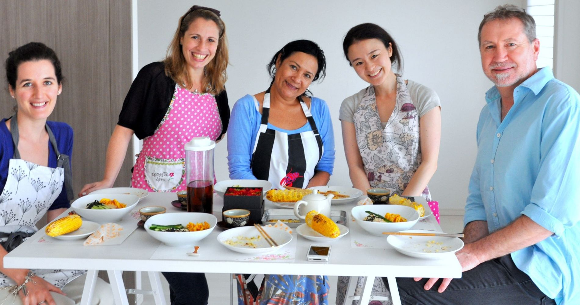 Unique Japanese Home-cooking Class in Tokyo