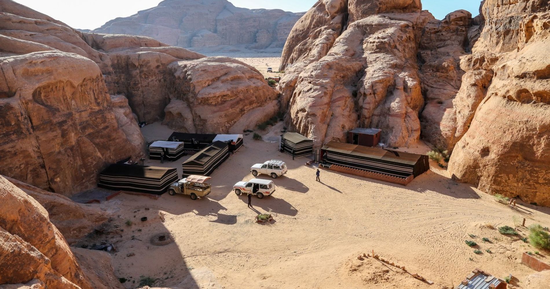 Desert Camping Experience Wadi Rum Tinggly Gifts
