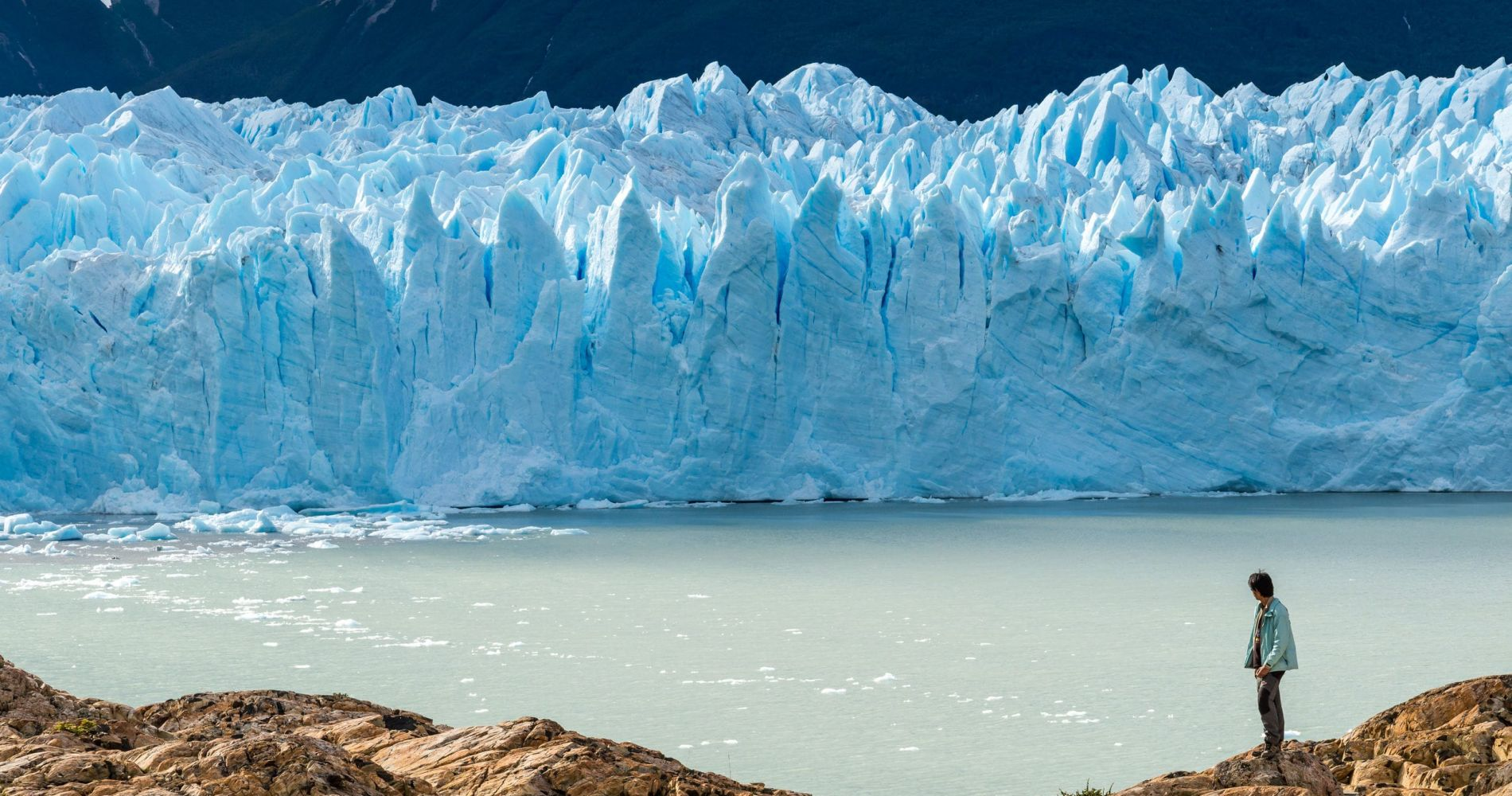 Perito Moreno Glacier Cruise for Two in Argentina
