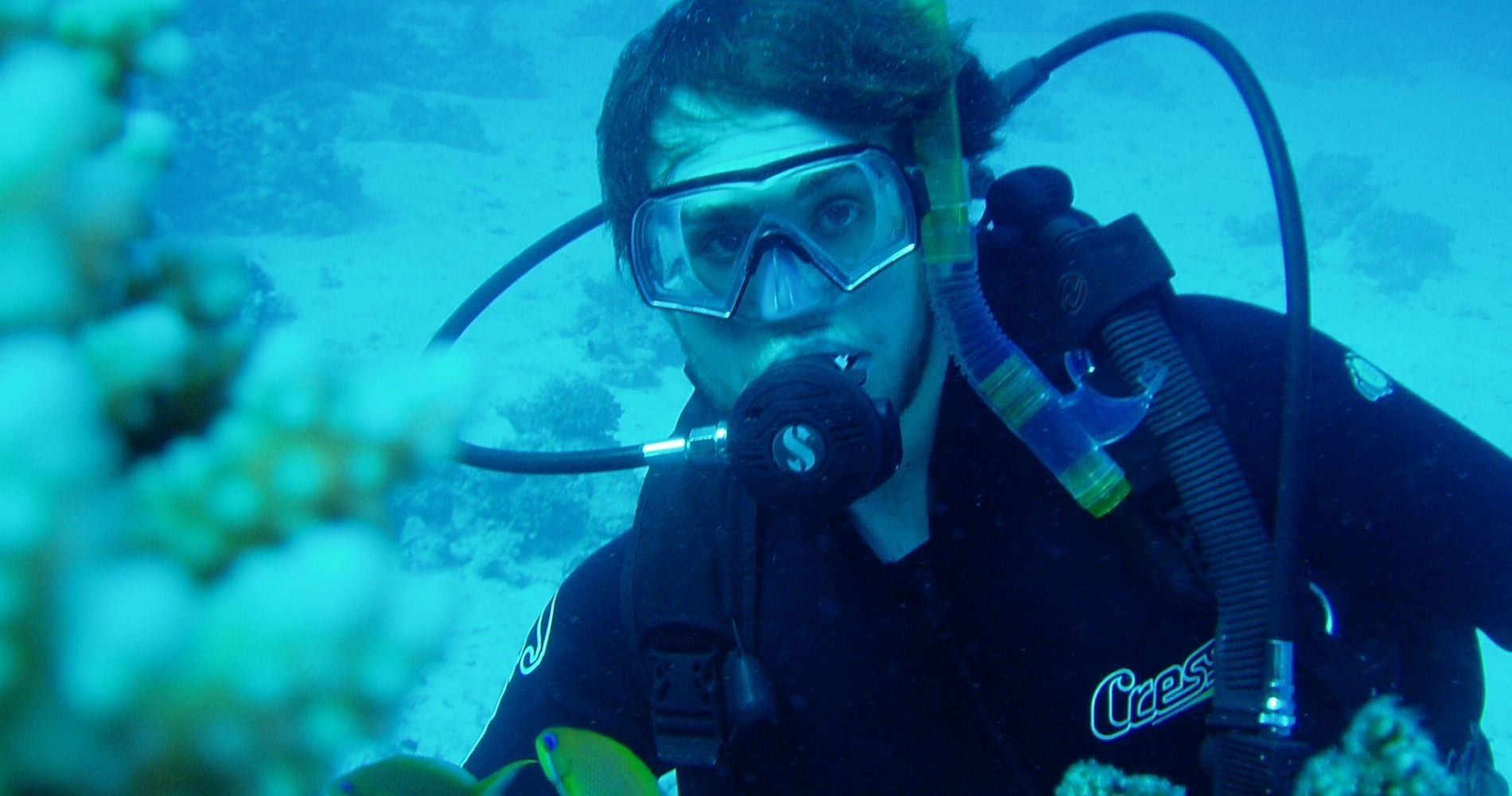 Full Day Diving for Beginners in Bali for Two