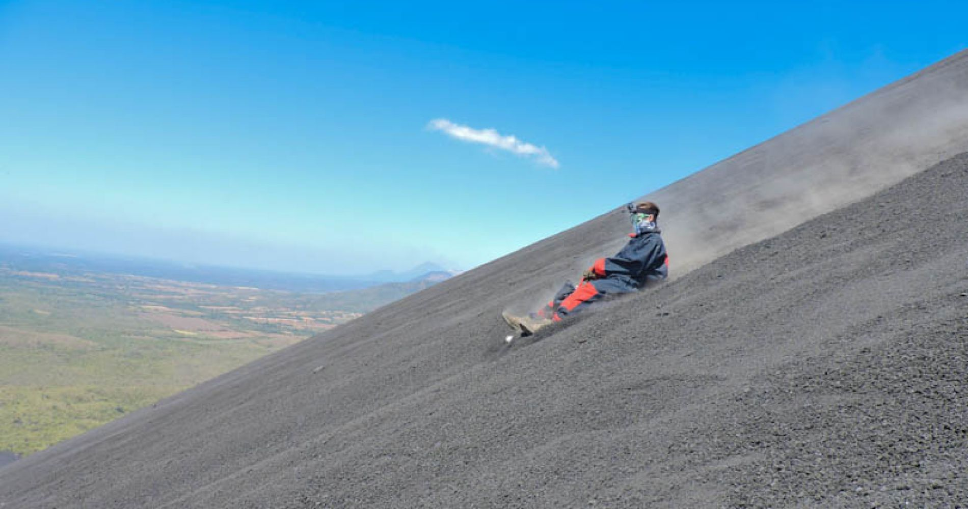 Sandboarding in Nicaragua Tinggly Experience Gifts