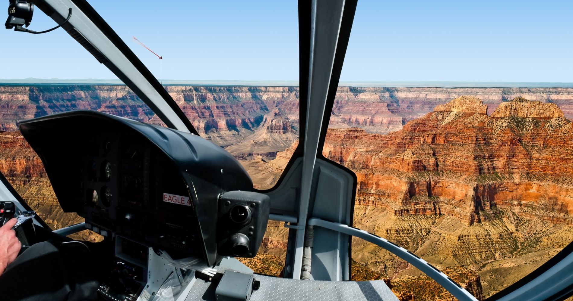 Grand Canyon Spirit Helicopter Tour from South Rim Tinggly Experience Gifts