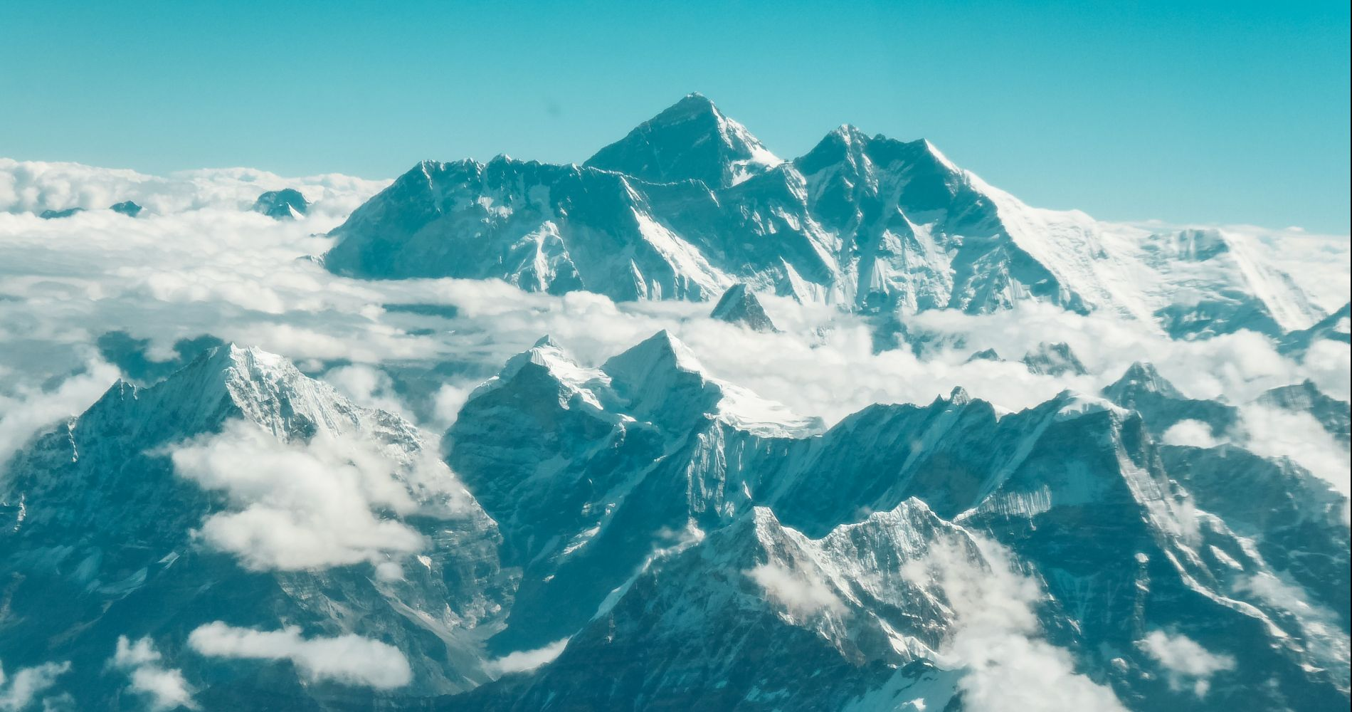 Mount Everest Scenic Flight