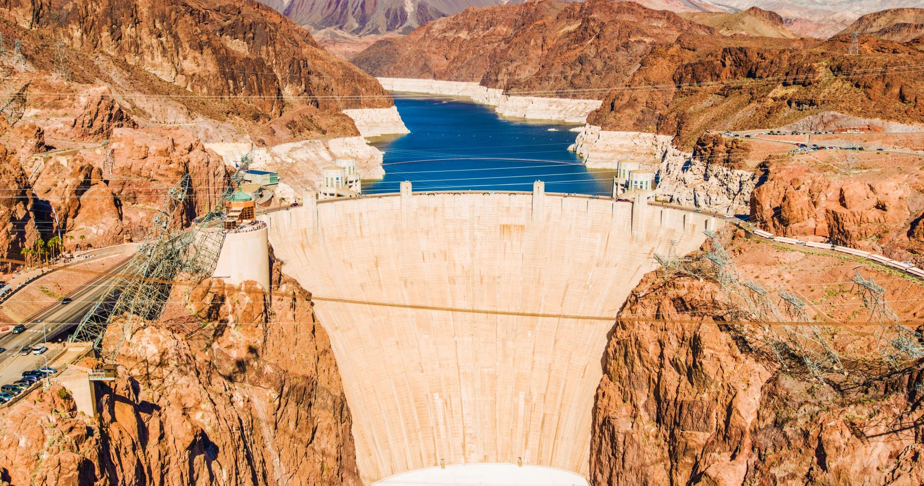 Hoover Dam Helicopter Tour in Las Vegas