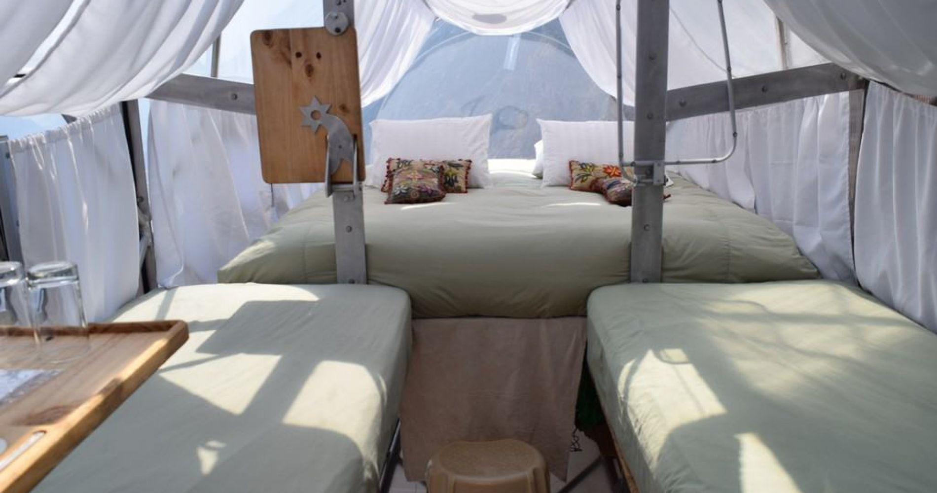 Overnight Stay Unique Skylodge Accommodation Peru Tinggly Experience Gift