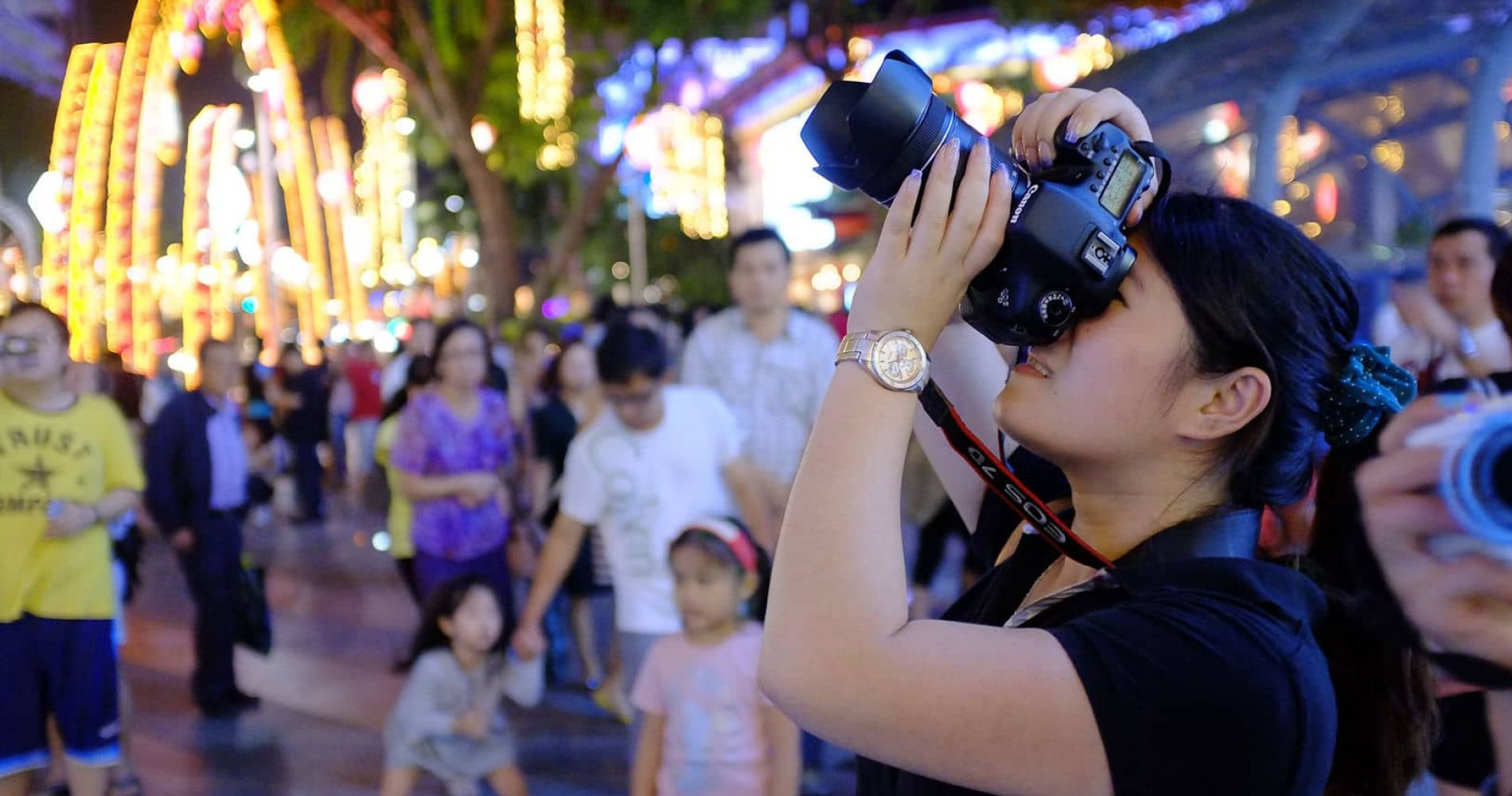 Photography Experience in Singapore