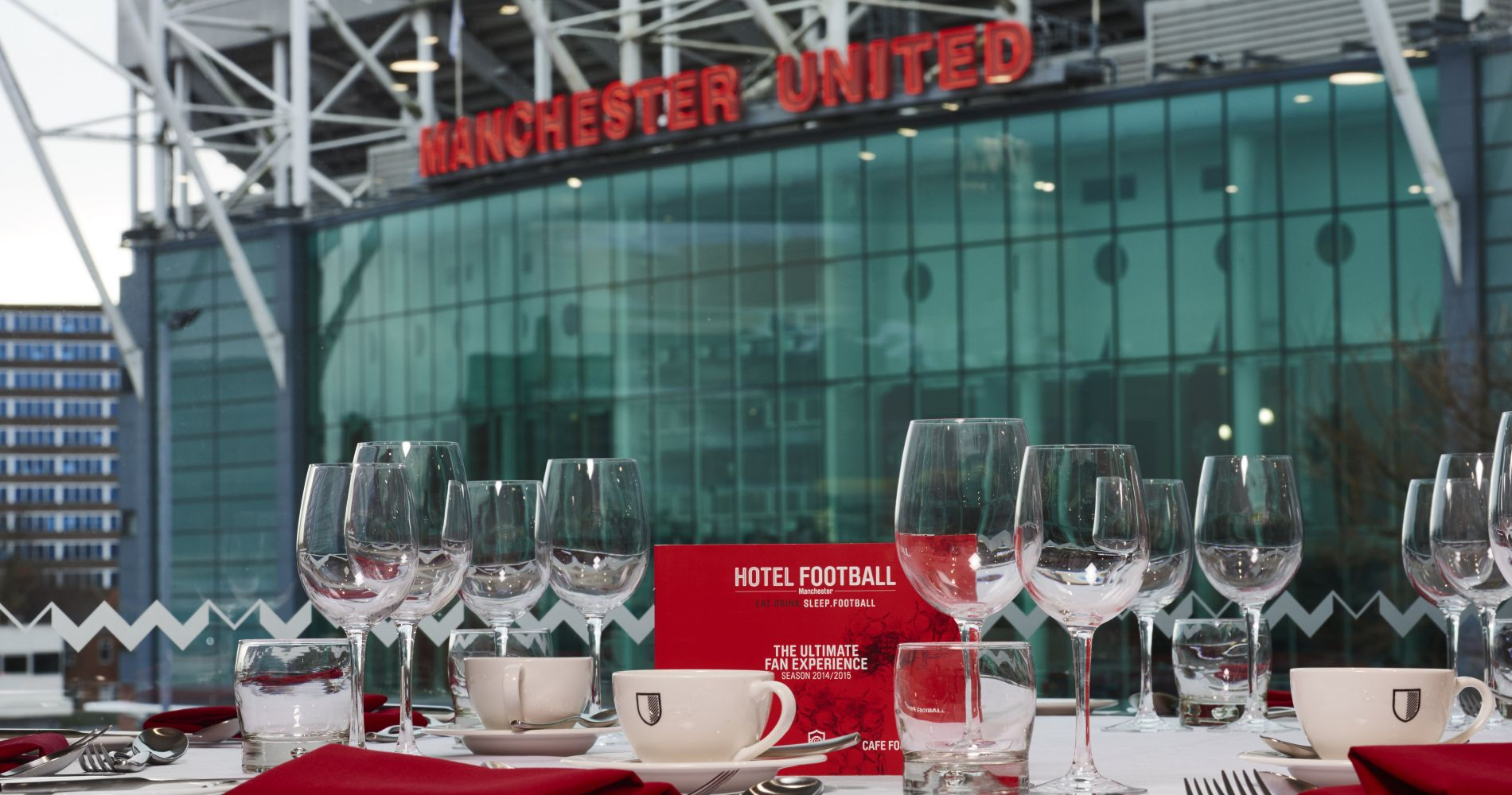Stay Manchester United Themed Hotel Tinggly Experience Gifts