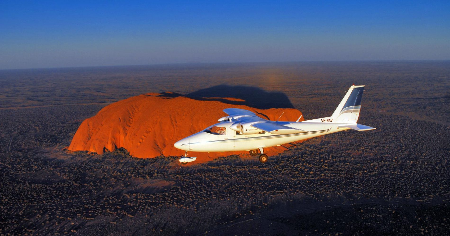 Flight above the Ayers Rock Australia Tinggly Experience Gifts