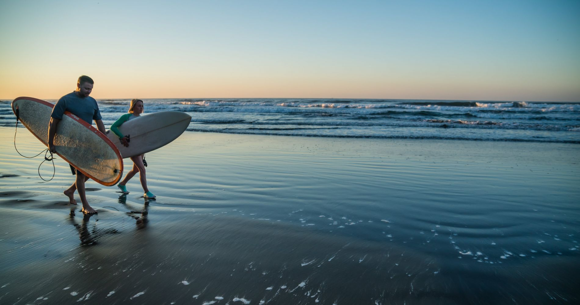 Private Surf Lessons in San Diego for Two