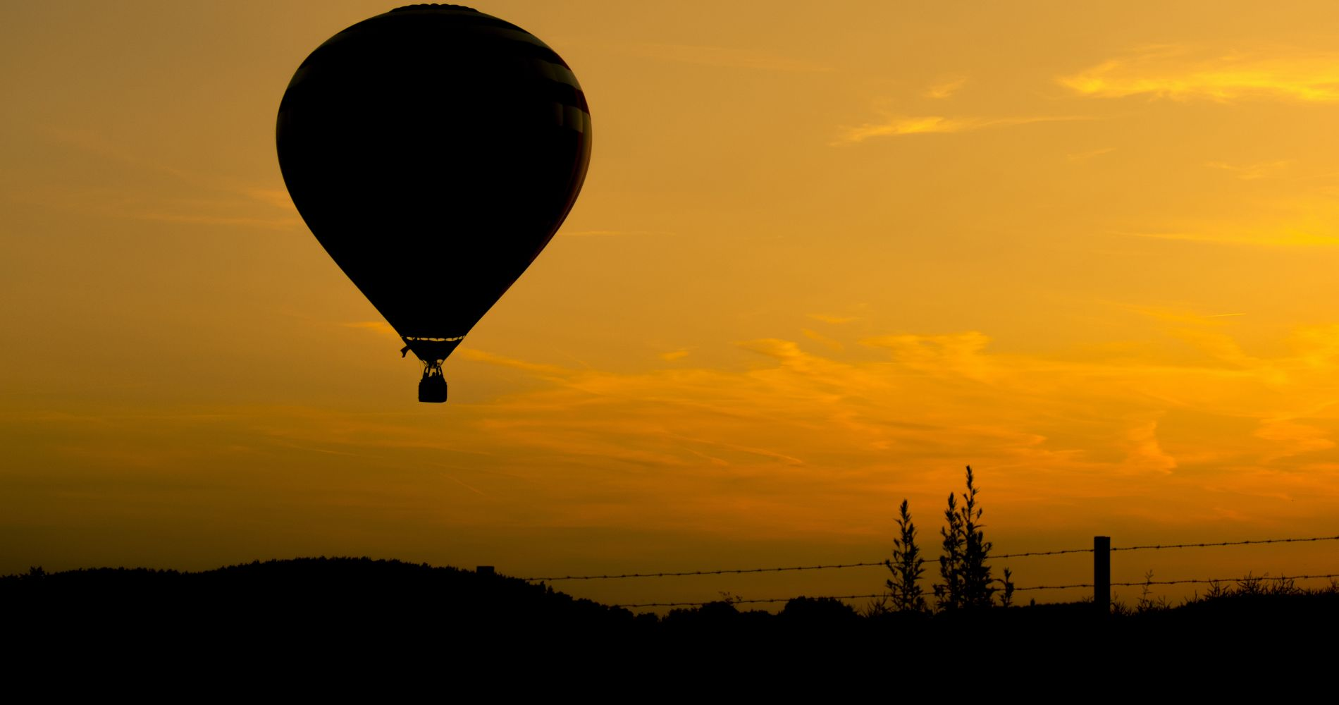 Hot Air Balloon Ride above Temecula Valley California Tinggly Experience Gifts