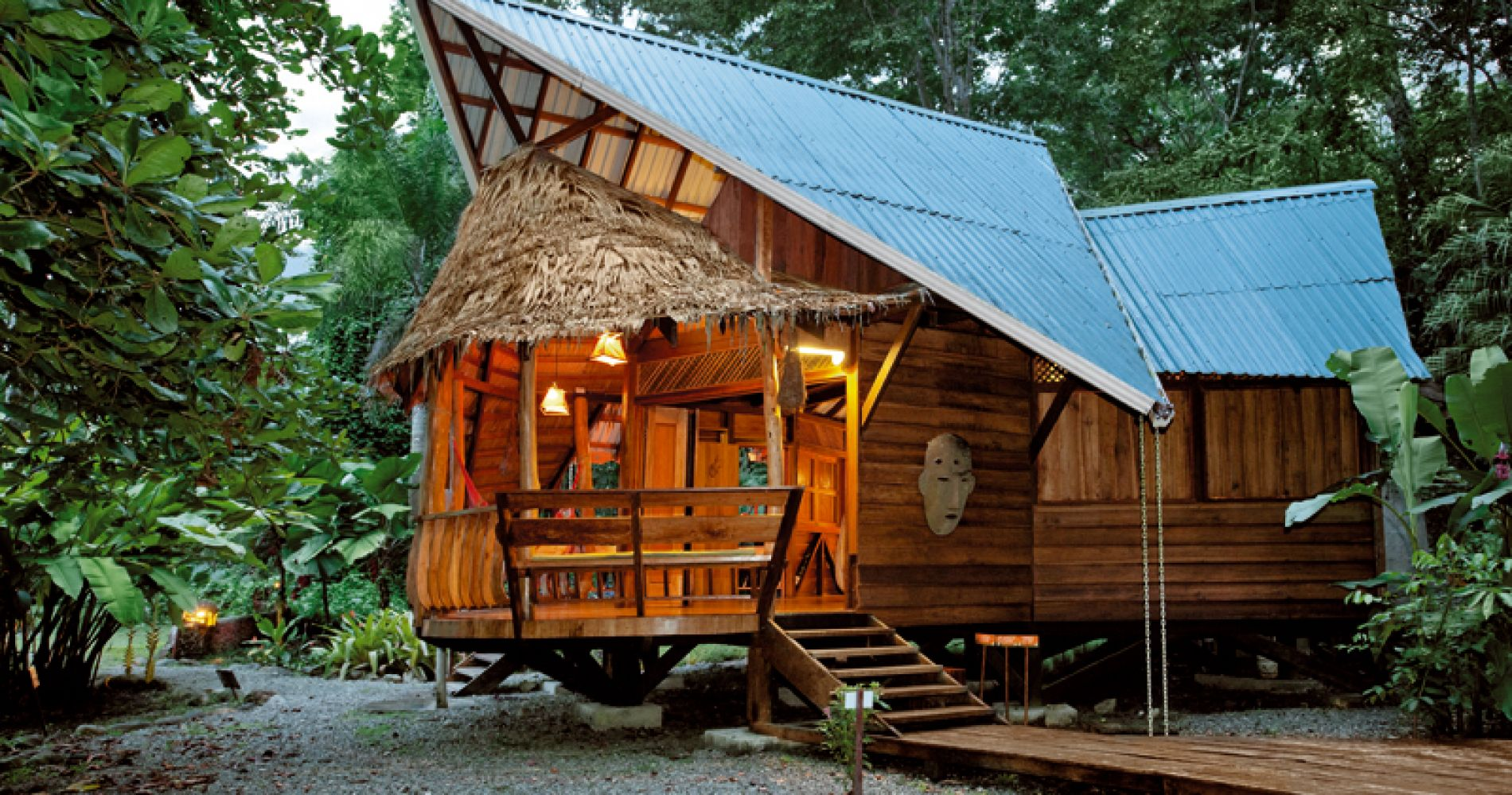 Relaxing Overnight Stay Treehouse Beach, Costa Rica Tinggly Experience Gifts