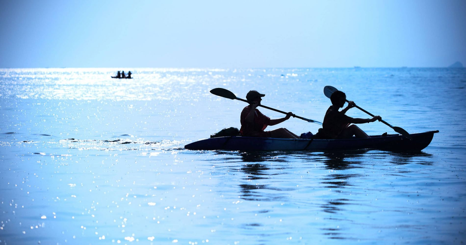 Kayak Experience for Two around Big Island