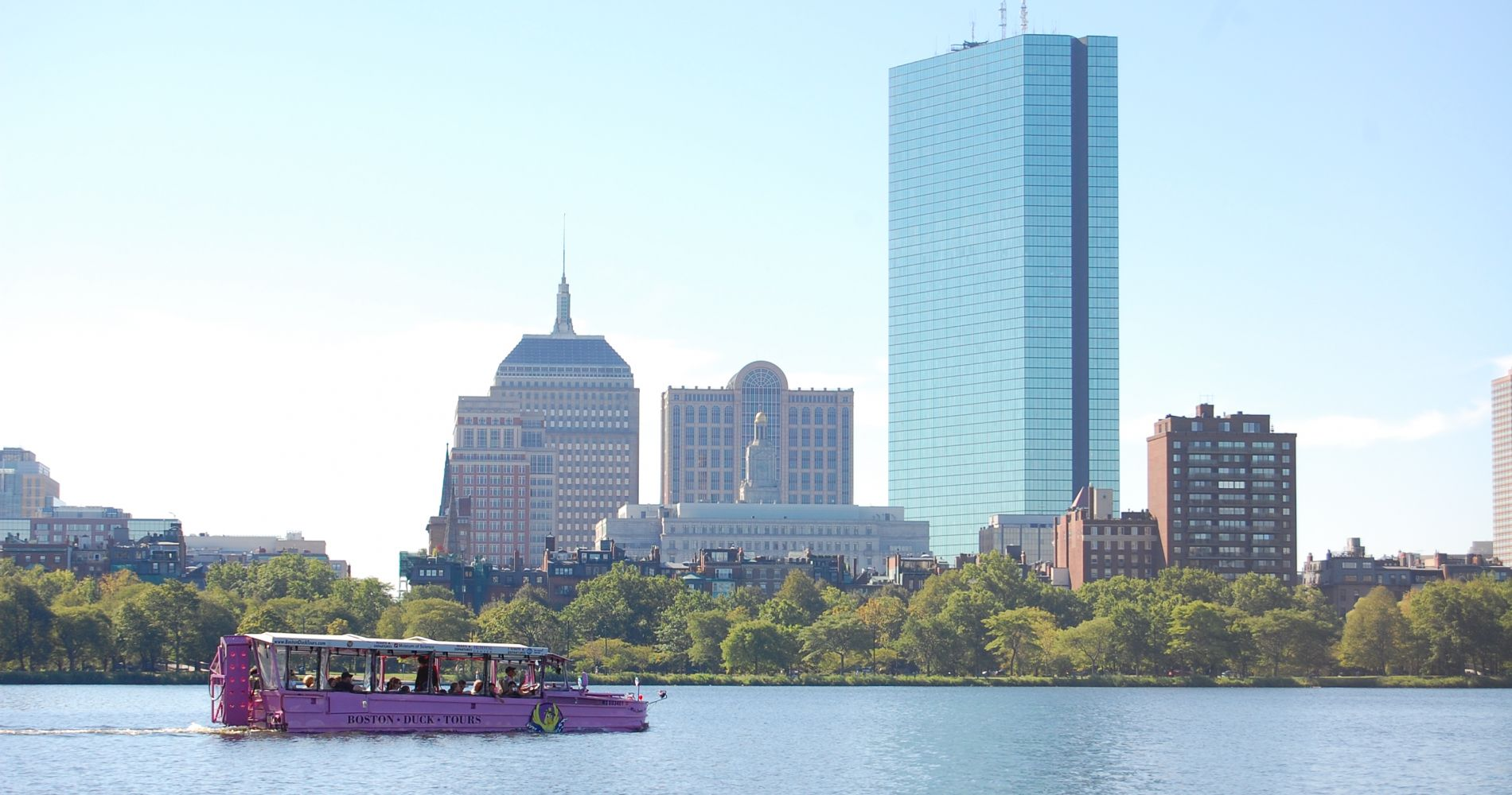 Exciting Duck-Ride Boston Tinggly Experience Gifts
