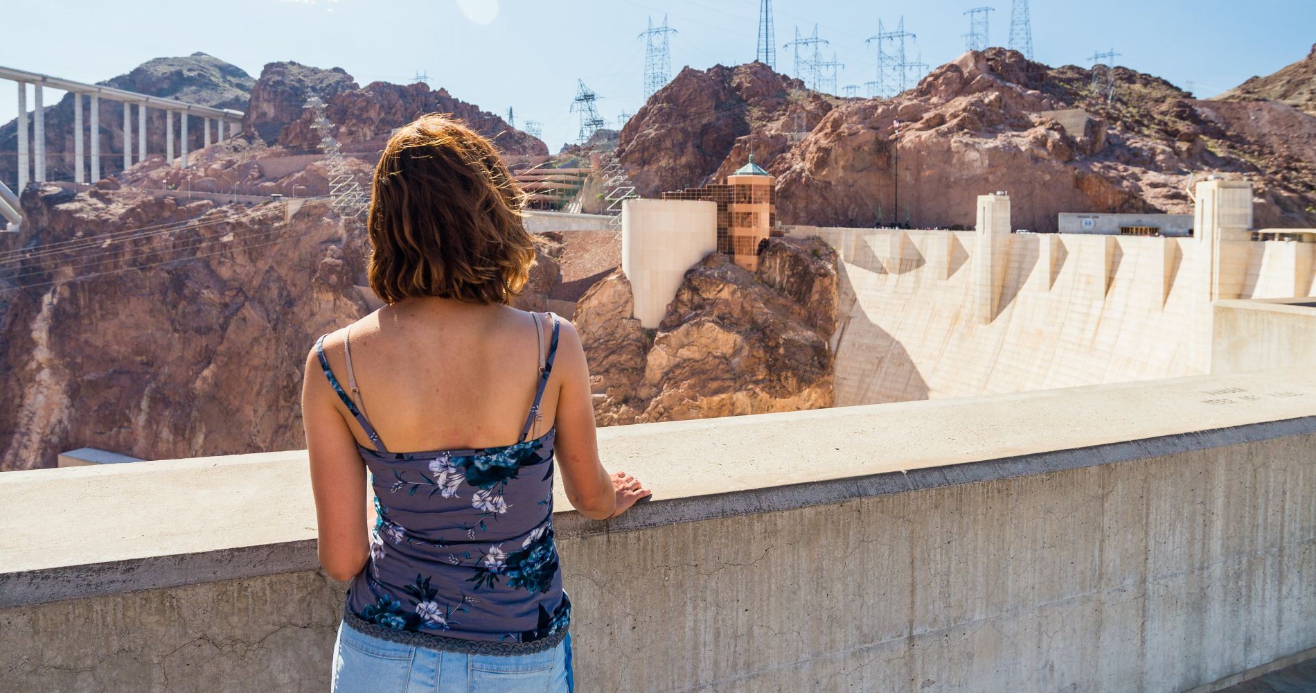Hoover Dam Sightseeing Experience