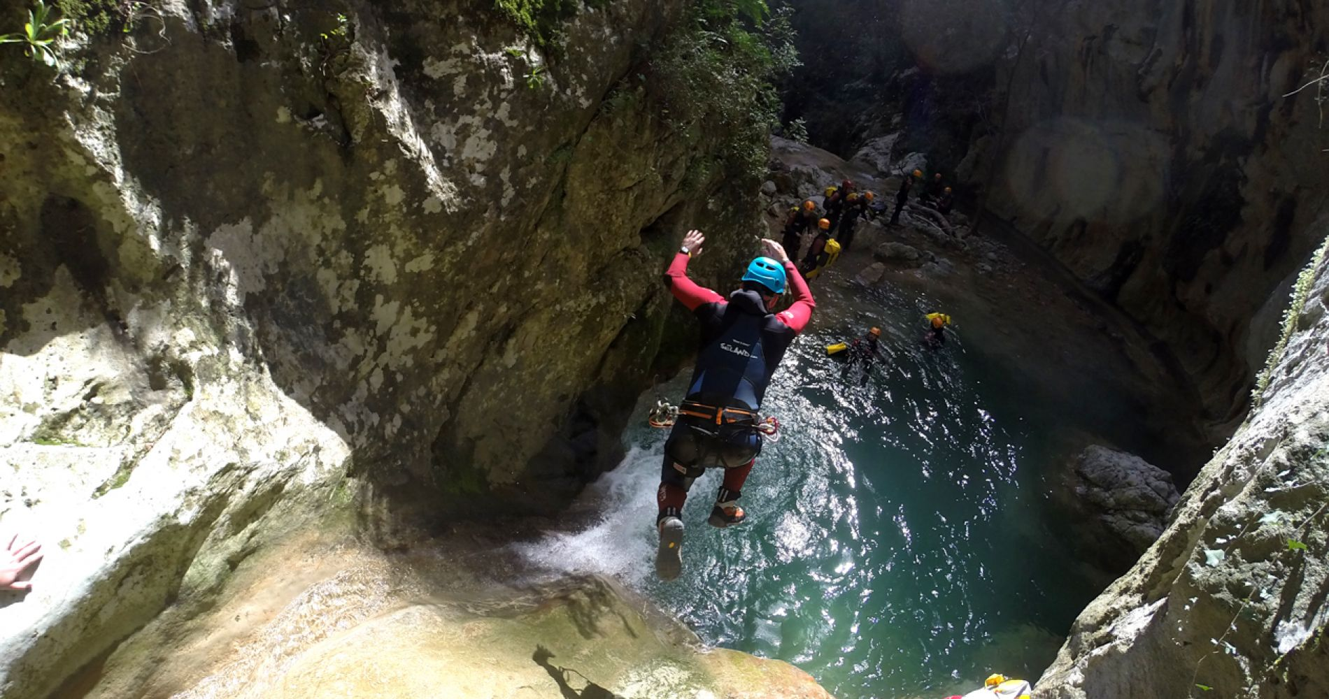 Canyoning Experience Mallorca Tinggly Experience Gift
